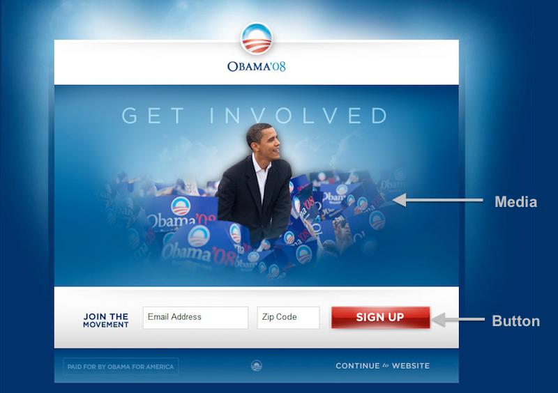Как «простой эксперимент» принёс Обаме 60 миллионов долларов [перевод]