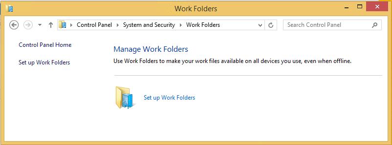 Рабочие папки: файлы, которые всегда с тобой