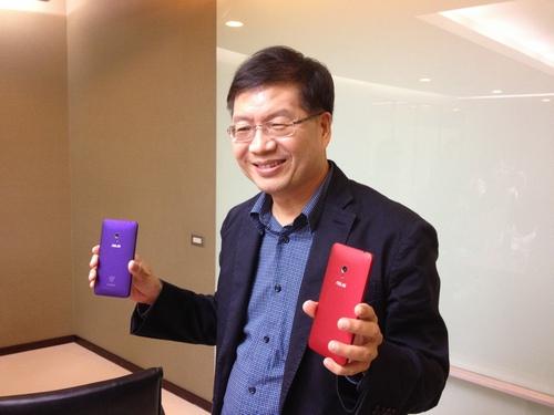 Джерри Шен рассказал кое-что о смартфонах Zenfone второго поколения