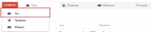 Настройка интеграции Calltouch и Google Analytics с помощью Google Tag Manager