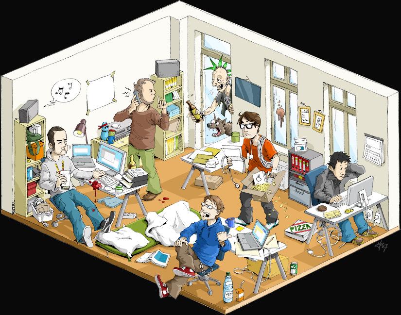 Один день из жизни акселератора ФРИИ: как работа здесь отражается на продуктивности проекта?