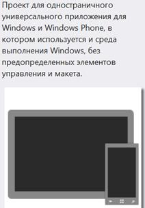 Универсальная игра под Windows 8.1 RT и Windows Phone 8.1