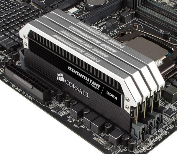 Corsair Vengeance LPX и Dominator Platinum DDR4