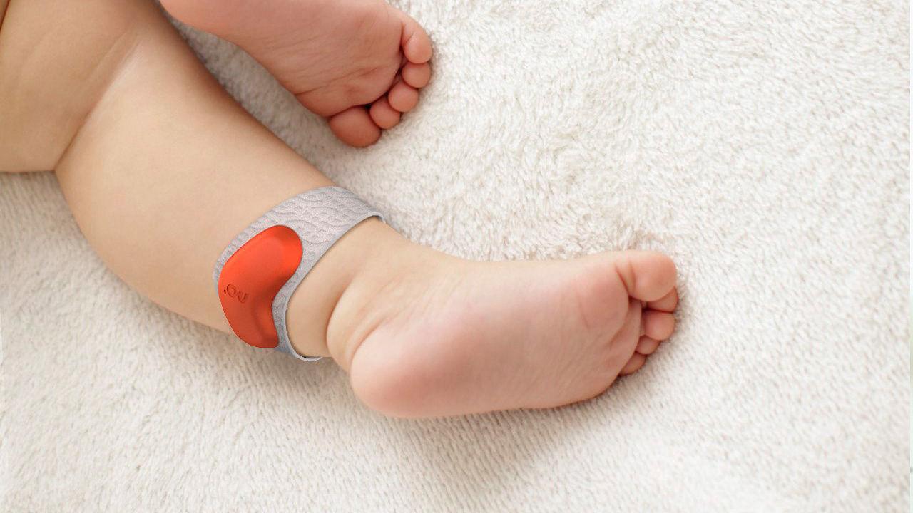 Sproutling: фитнес трекер, электронная няня и система безопасности для ребенка