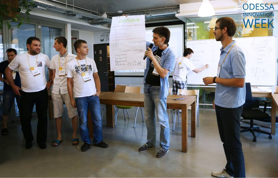 О том, как все происходило на GeeksLab Hackathon: E government City Projects