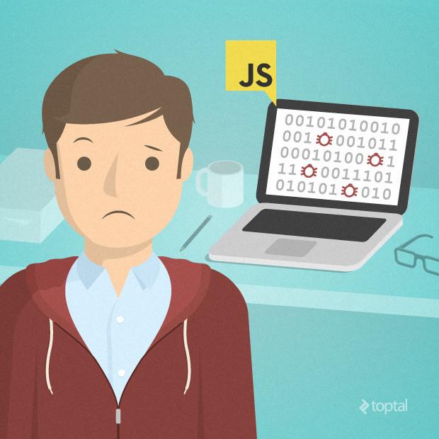 10 самых распространённых ошибок при программировании на JavaScript
