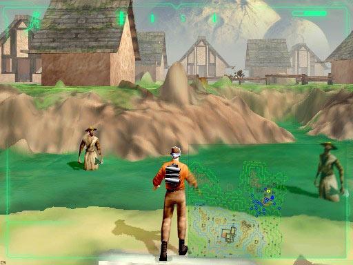 Когда сам интерфейс игры становится частью сюжета и мира