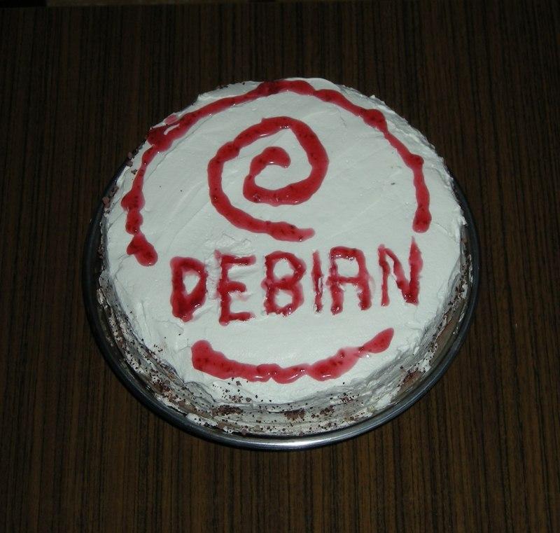 Debian сегодня исполняется 21 год!