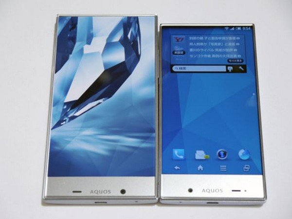 Sharp Aquos Crystal Sprint