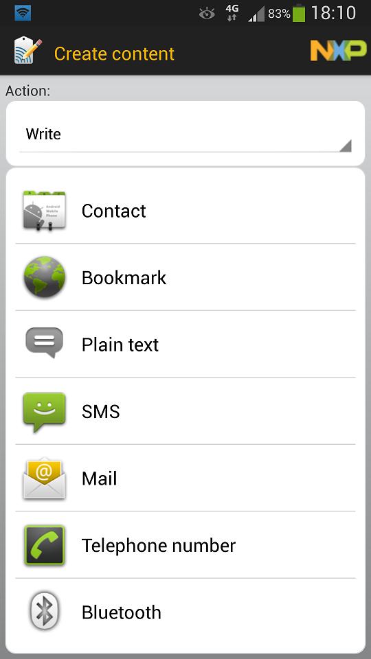 Визитки 2.0: Добавим немного NFC магии
