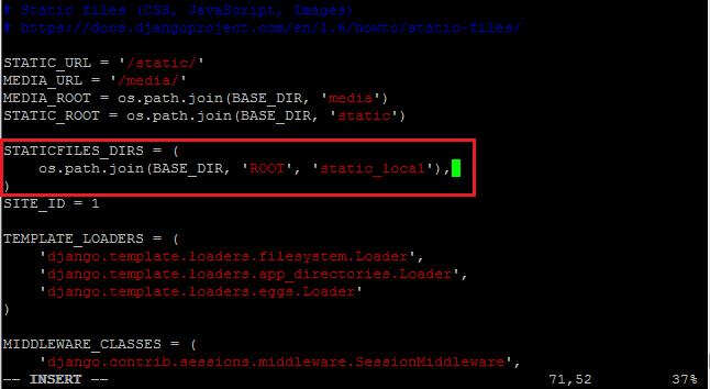 Python на облачном хостинге Infobox Jelastic: запускаем Django CMS