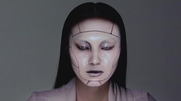 Цифровой макияж в реальном времени