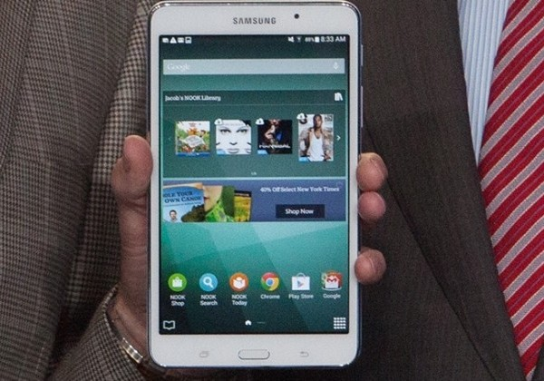 Barnes & Noble galaxy Tab 4