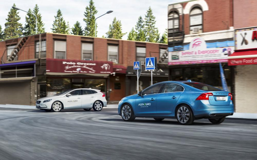 Volvo открывает автодром площадью 2 квадратных километра для испытаний автономных автомобилей
