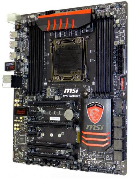 MSI X99S Gaming 7