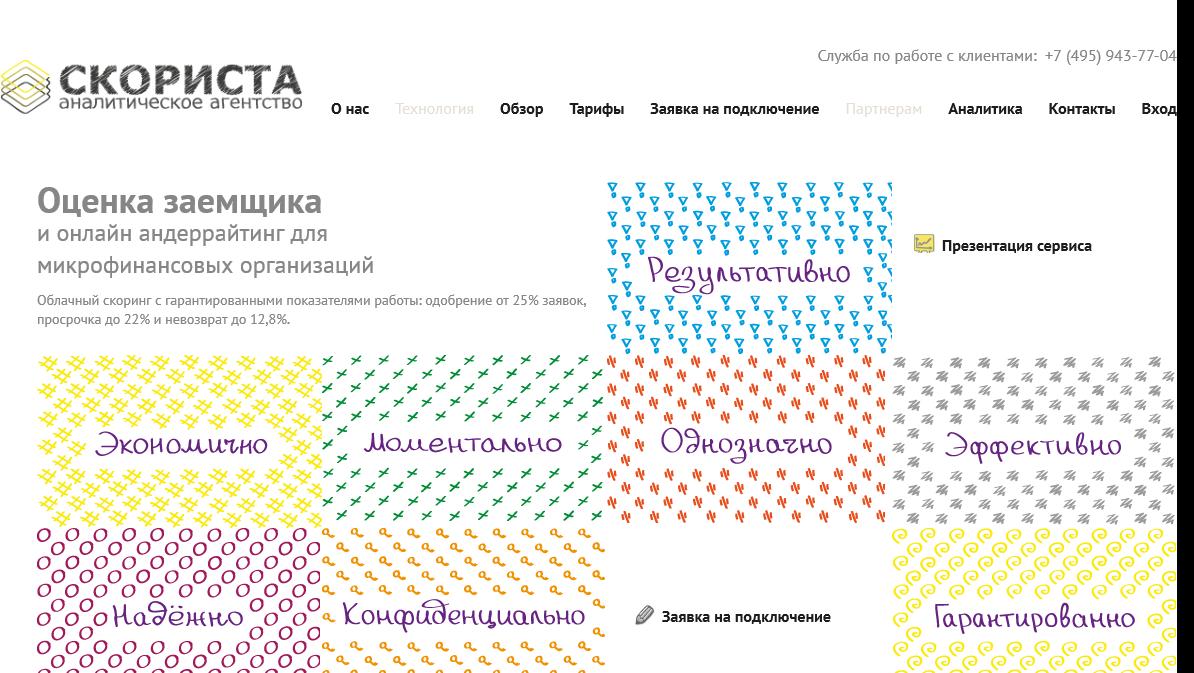 Life.SREDA вложились в скоринговый проект Scorista.ru, оценивающий за 22 рубля заёмщика по его лайкам