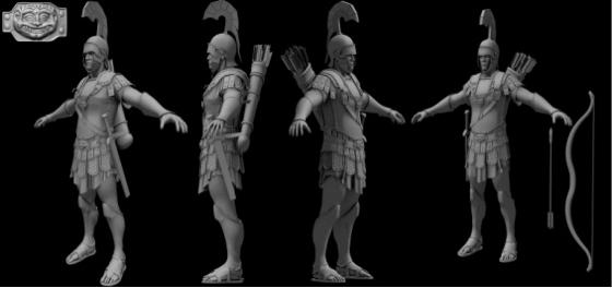 Как создать 3D персонажа и не выжить из ума