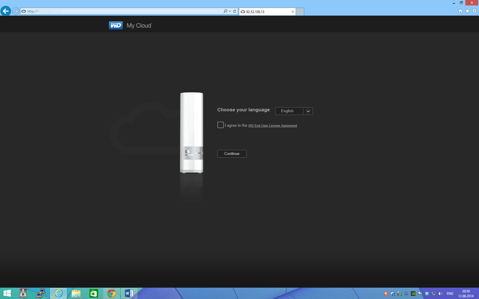 Обзор WD My Cloud 2 Tb. NAS или облако? А может вместе?