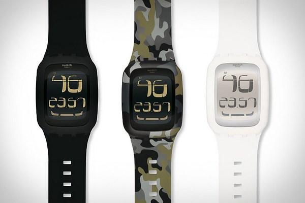 Swatch умные часы