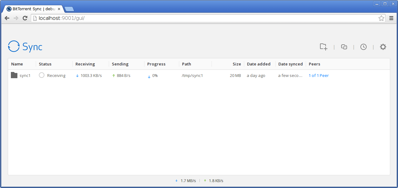 Вышел BitTorrent Sync 1.4