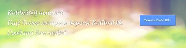 Выход KolibriN9