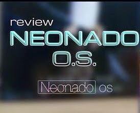 Заочное знакомство с новой операционной системой Neonado OS