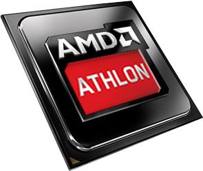 Среди процессоров AMD Athlon — три новые модели