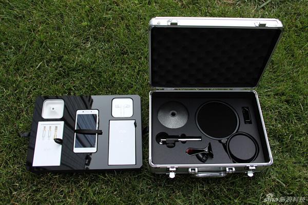 Vivo X5: комплект поставки