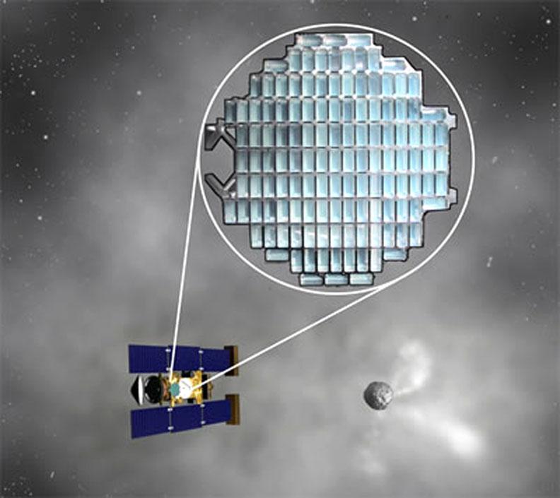 Семь крохотных пылинок могут прояснить происхождение Солнечной системы