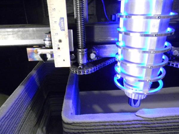 Вместо строительства — 3d печать