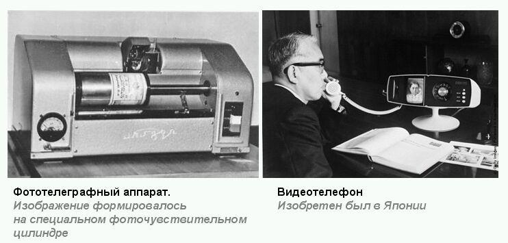Эволюция связи