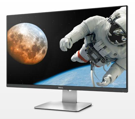 Разрешение 27-дюймового монитора Dell S2715H — 1920 х 1080 пикселей