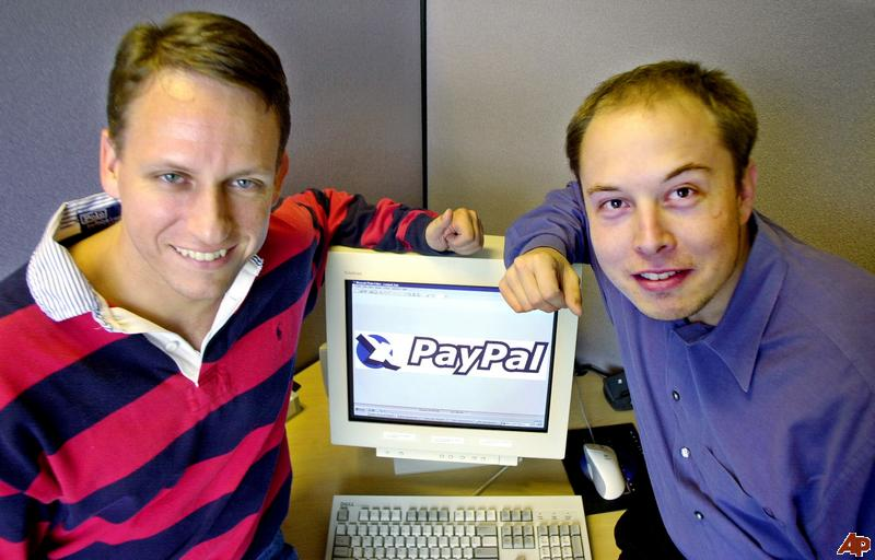Роль Элона Маска в истории PayPal