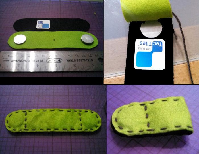 Разблокировка телефона с помощью NFC клипсы: игра в одно касание