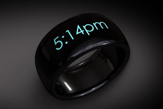 MOTA SmartRing: умное кольцо вместо умных часов