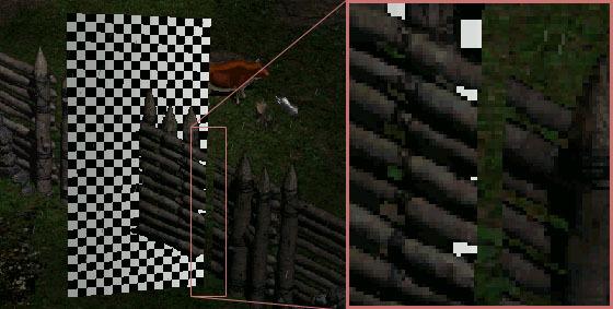 3D режим в Diablo 2