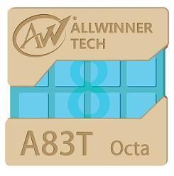 A83T — новая восьмиядерная SoC Allwinner