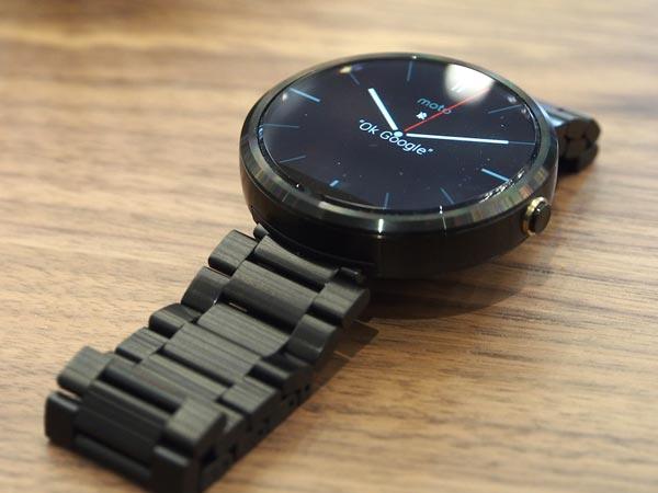 Умные часы Moto 360 оценены производителем в $250