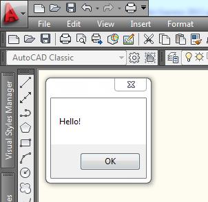 Создание плагинов для AutoCAD с помощью .NET API (часть 1 – первые шаги)