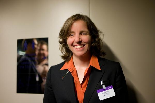 Меган Смит директор по технологиям США