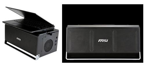 MSI GS30 Shadow GamingDock