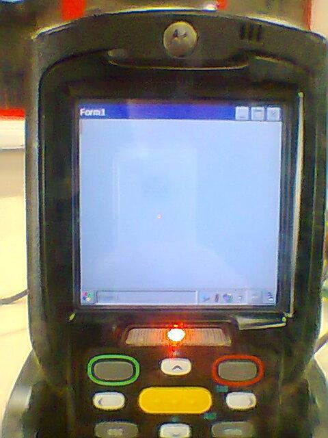 Пишем под ТСД. Подключение сканера штрихкода, как компонент формы