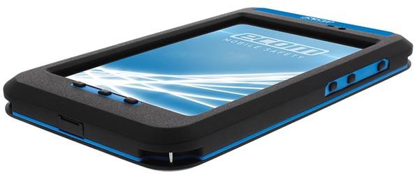 Модель Ecom Tab-Ex открыла серию планшетов, рассчитанных на эксплуатацию во взрывоопасной газовой среде