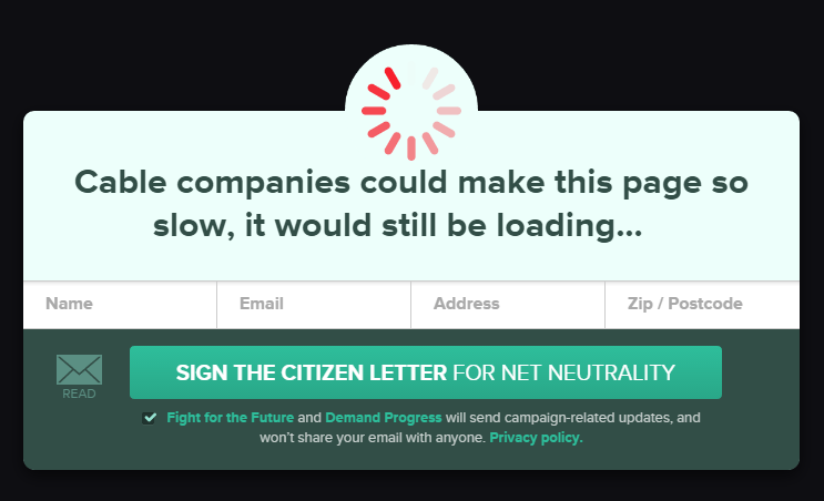 Pornhub, Redtube и Youporn присоединились к всеобщей акции протеста с символическим «замедлением» интернета