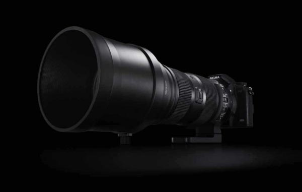 Объектив Sigma 150-600mm f/5-6.3 DG OS HSM будет доступен в вариантах для камер Canon, Nikon и Sigma