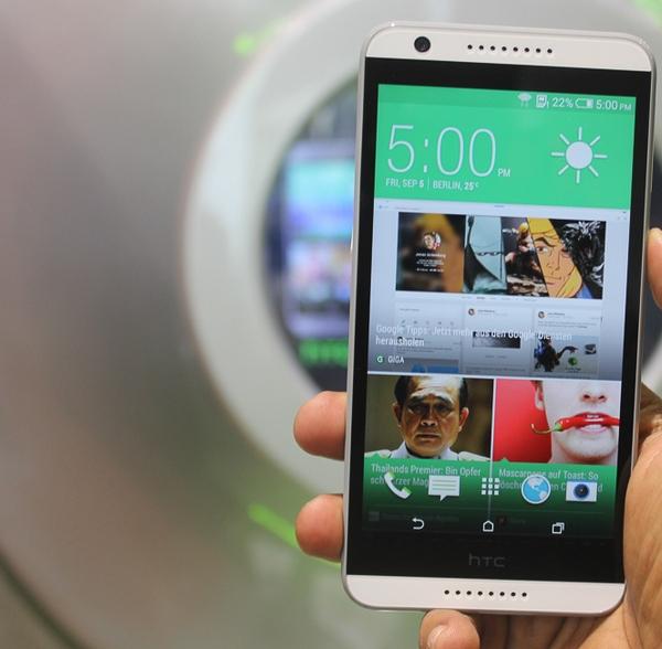 HTC MediaTek Desire 816