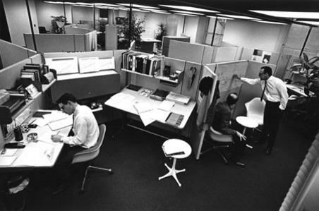История эволюции офиса
