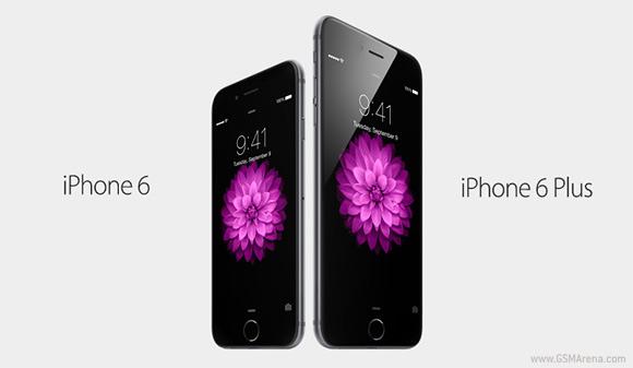 Представлен смартфон Apple iPhone 6
