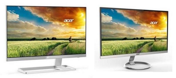 Acer S277HK и H257HU