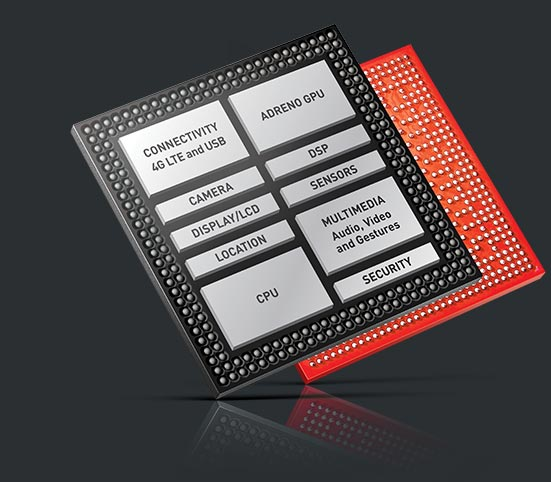 Процессоры Snapdragon 210 начнут появляться на рынке в первой половине 2015 года